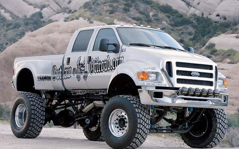 Ford F650 Diesel  Camionetas  Pinterest  Ford f650 and Ford