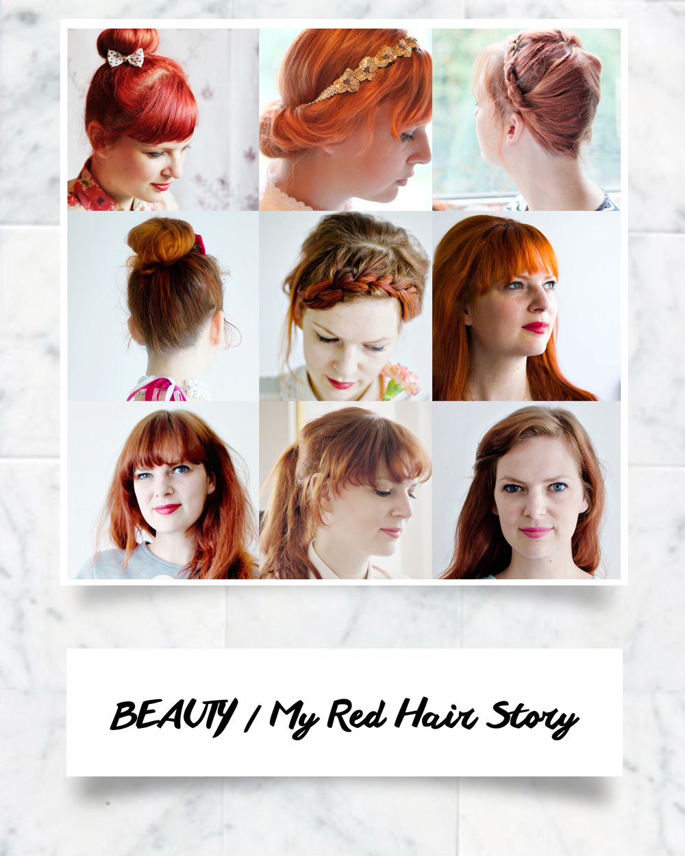 Beauty red hair red hair dyes and hair dye