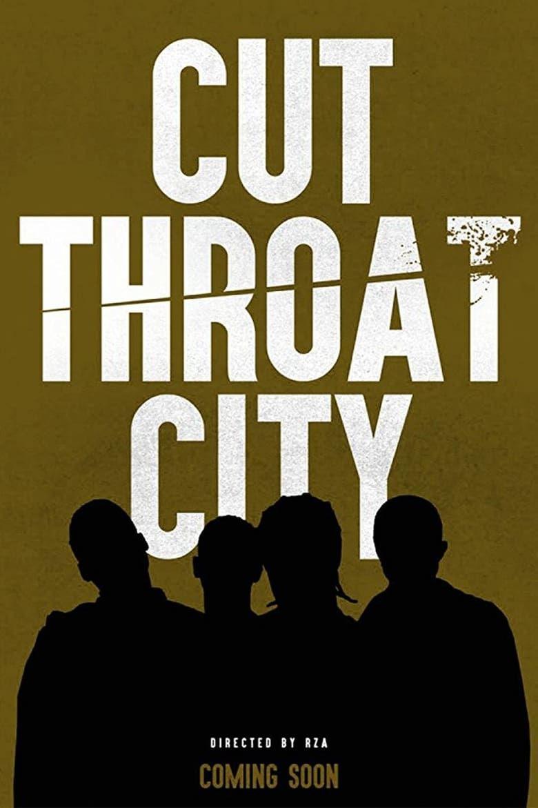 Pin On Cut Throat City 2020 Pelicula