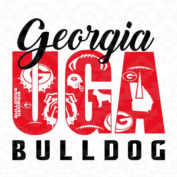 Georgia Bulldogs Bulldogs Georgia circut Georgia by ...