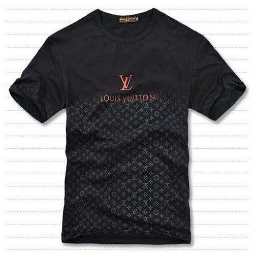 Louis Vuitton Mens T-Shirt Ropa Masculina c2a7d736301fb