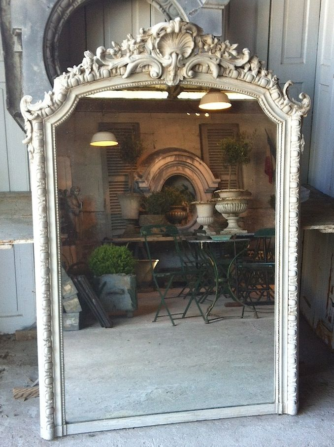 Pin by Alicia Breining on M I R R O R S Mirror, Ornate