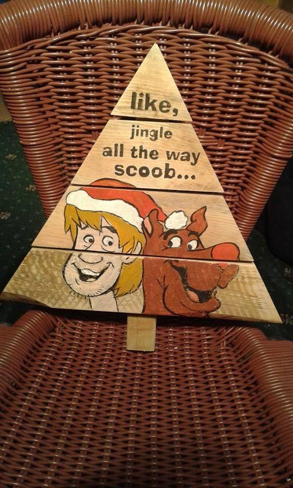 ScoobyDoo #Holidays | Christmas | Pinterest