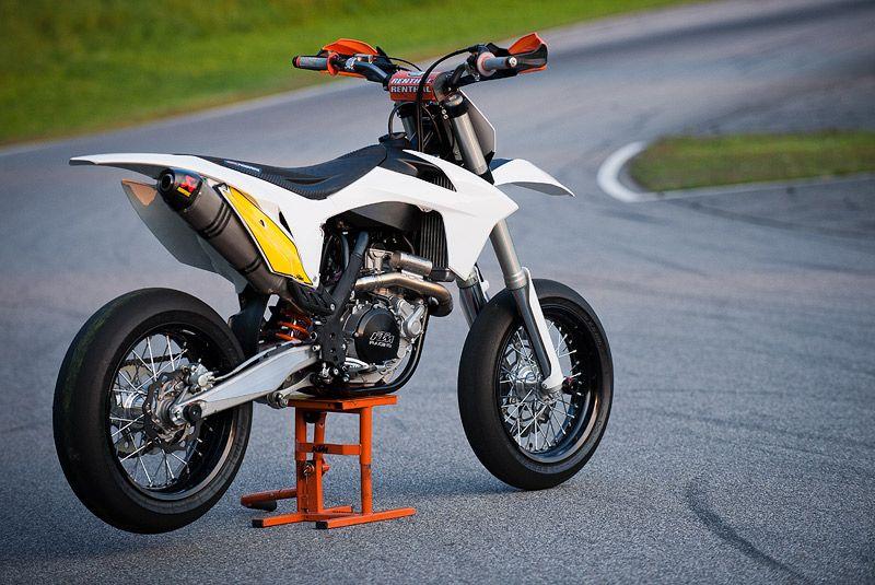 ktm smr 450 white supermoto pinterest ktm exc motocross and dirt biking. Black Bedroom Furniture Sets. Home Design Ideas