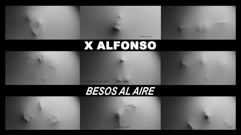X Alfonso - ¨Beso al aire¨ - Videoclip - Director: X Alfonso. Portal Del Vídeo Clip Cubano. Música cubana. Cuba.