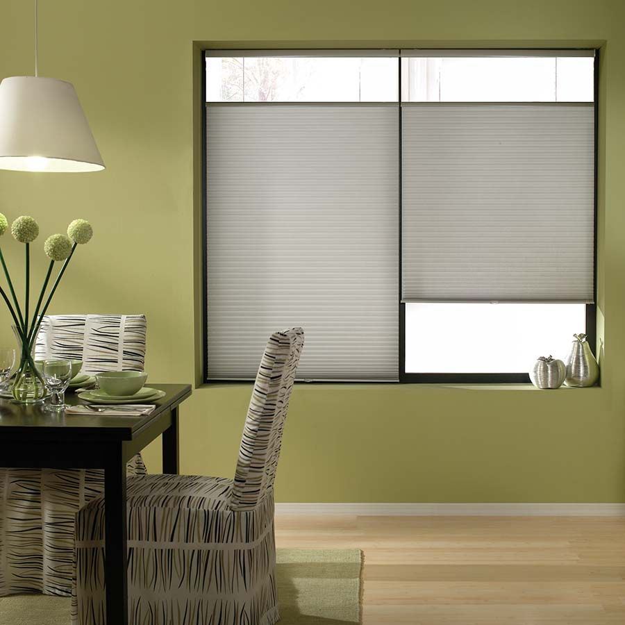 Popular window coverings  with childsafe cordless top down bottom up cell shades from
