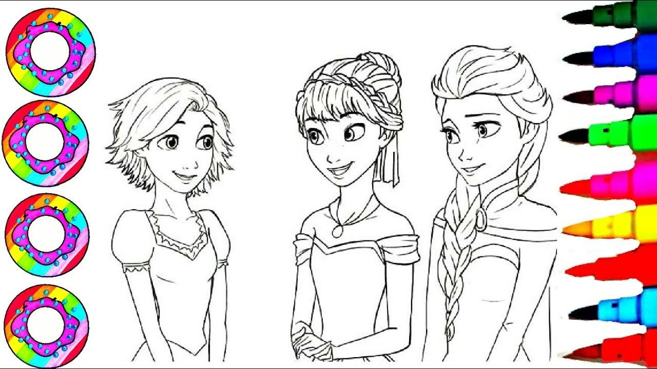 Grab Your New Coloring Pages Elsa And Anna Download Https Gethighit Com New Coloring Pages E Elsa Coloring Pages Super Coloring Pages Disney Coloring Pages