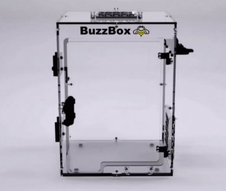 Put Your 3D Printer In A BuzzBox