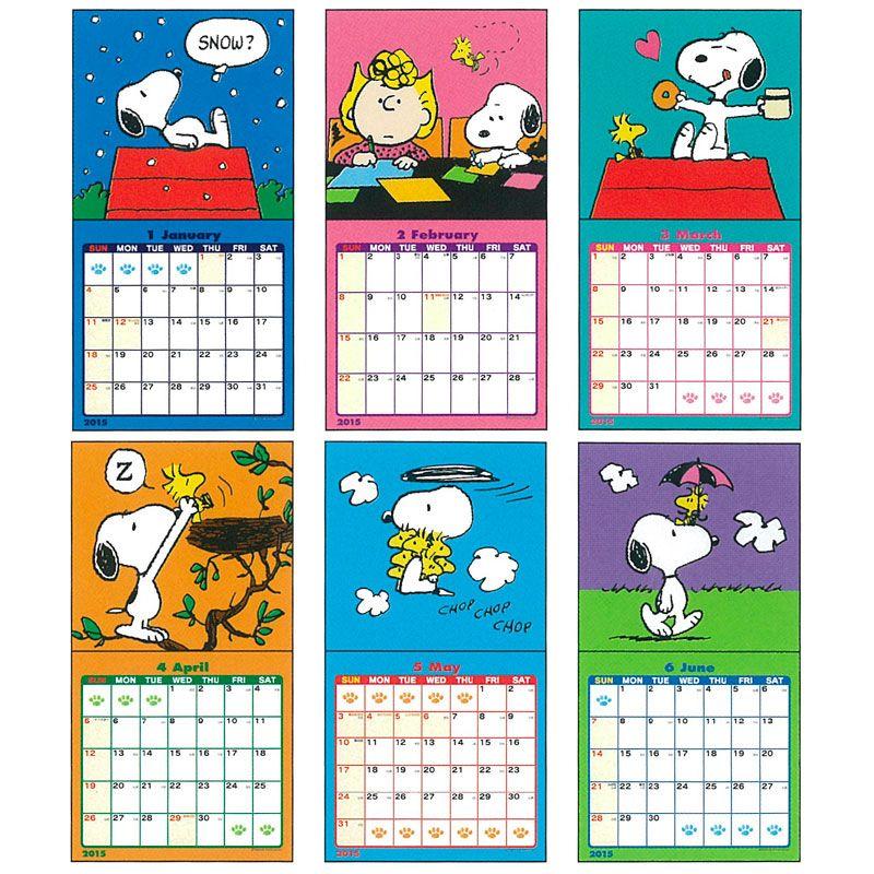 calendario de snoopy Buscar con Google Snoopy