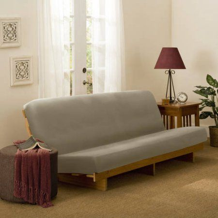 maytex 1 piece stretch pixel futon cover beige maytex 1 piece stretch pixel futon cover beige   futon covers and      rh   pinterest