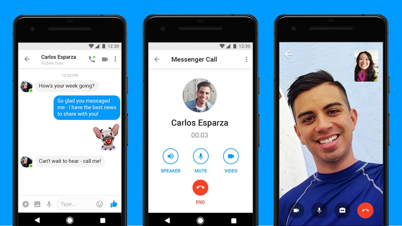 Good news for ancient Android phones! Facebook's Messenger