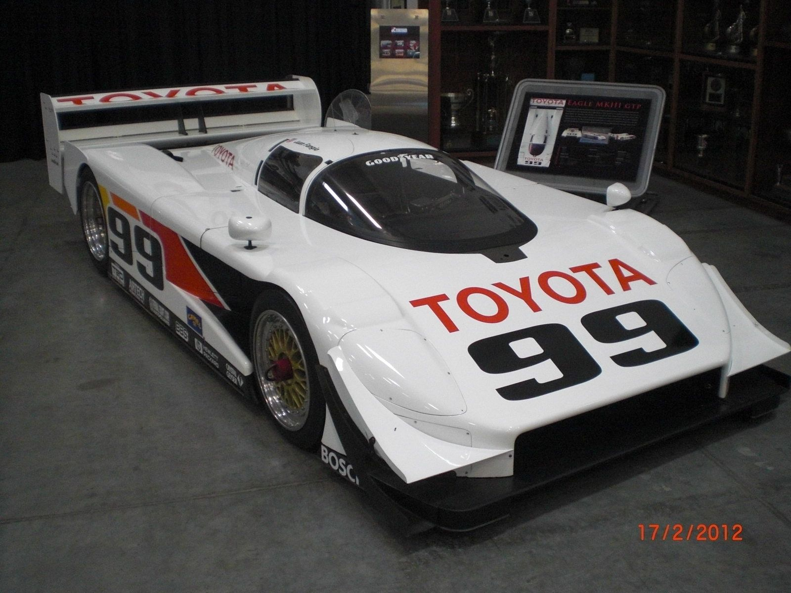 Toyota Eagle Mkiii Gtp Race Car Levi Pinterest Toyota Cars