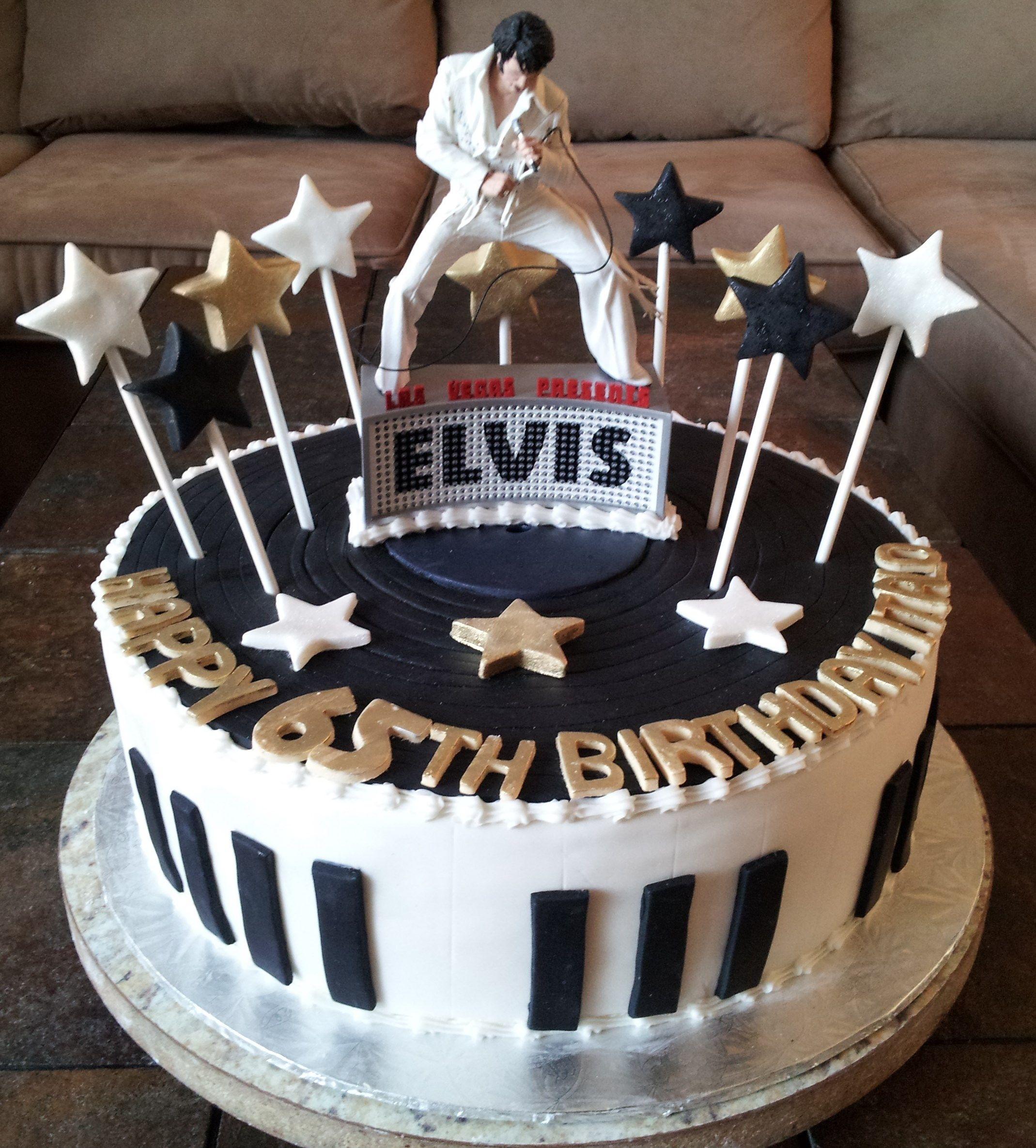 Elvis Cake Eden 2017 Pinte