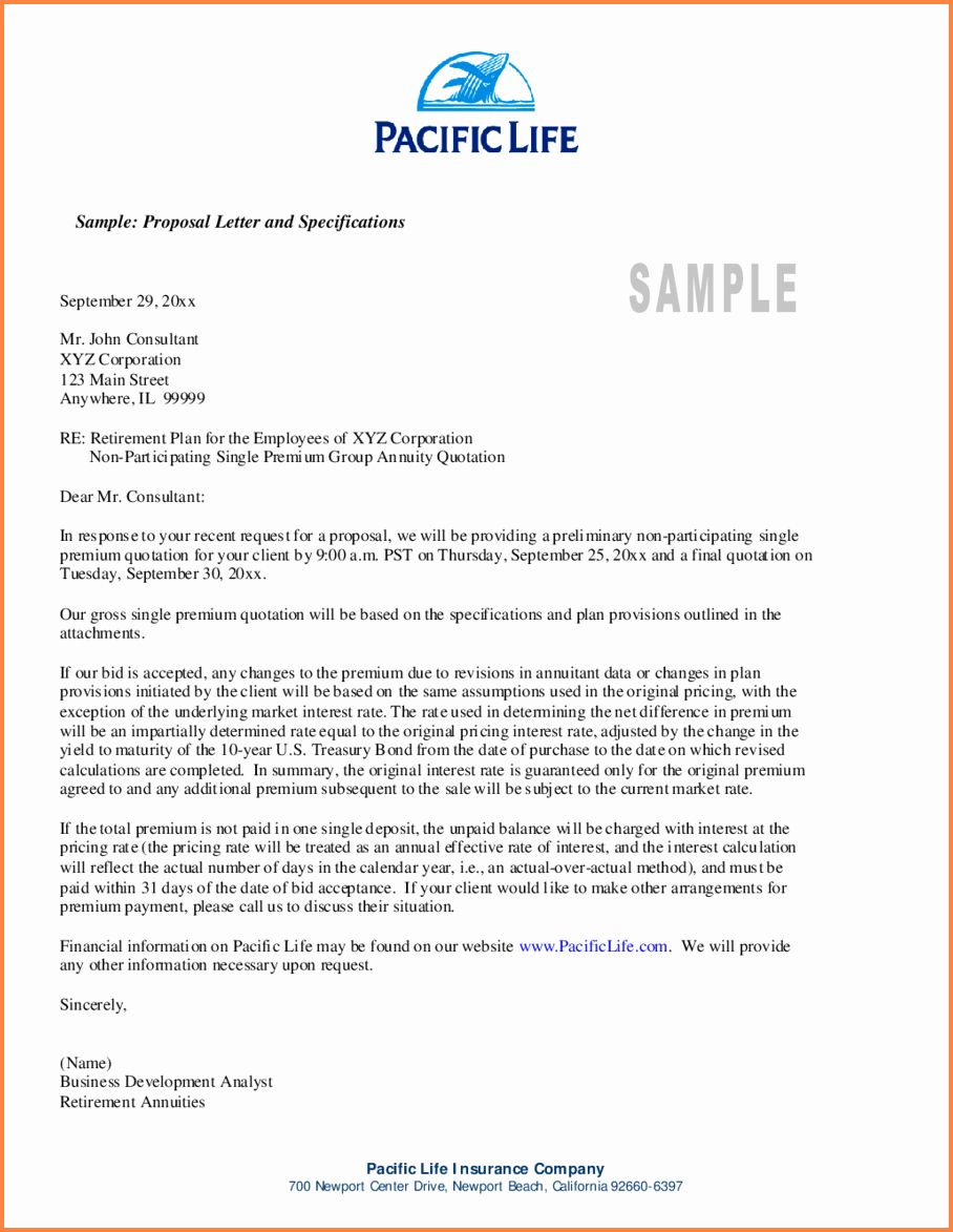 Sample Business Proposal Letter For Partnership New 6 Business