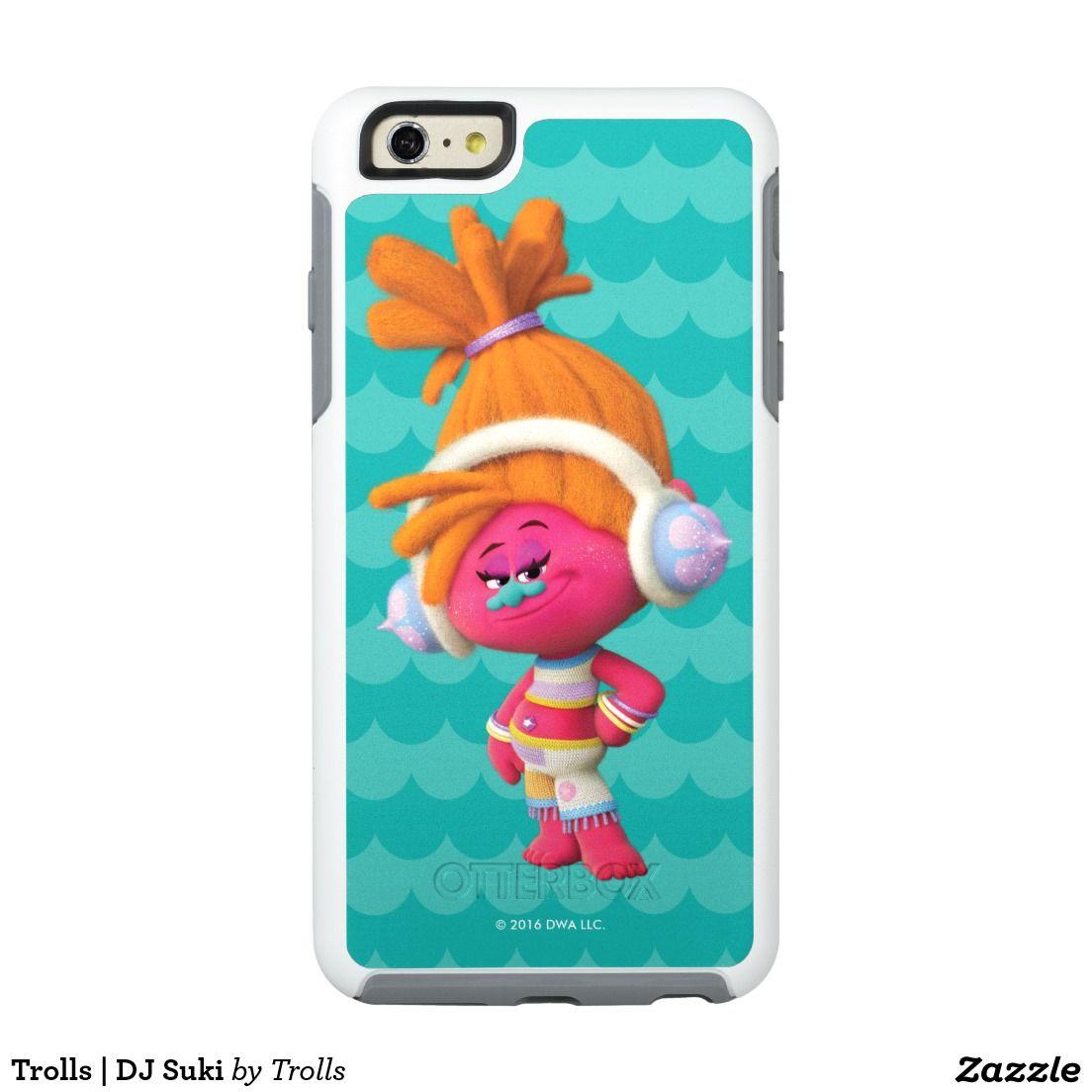 Trolls Dj Suki Otterbox Iphone 6 6s Plus Case Broken Glass Circuit Board 5 Zazzle 7