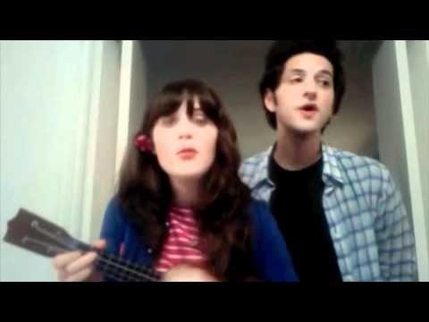 Zooey and Ben Schwartz singing Tonight You Belong to Me from The Jerk.  Love her voice!