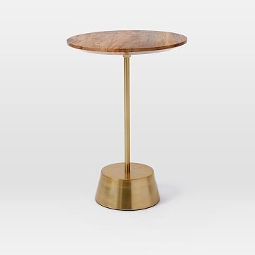 Maisie Side Table Modern Side Table Table Tall Accent Table