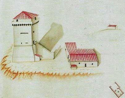 Torre di Calafuria (XVIII secolo)