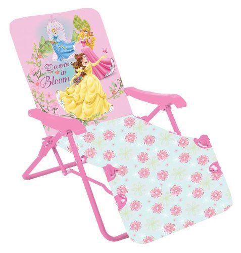 Disney Princess Lounge Chair $26.48 #bestseller