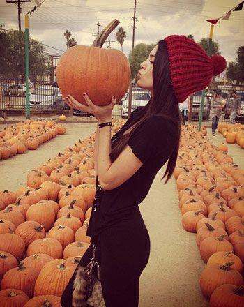 Kendall Jenner se prepara para Halloween