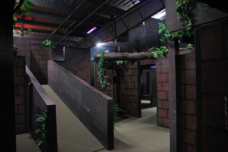 Used Laser Tag Arena For Sale Laser Tag Paintball Field Airsoft Field