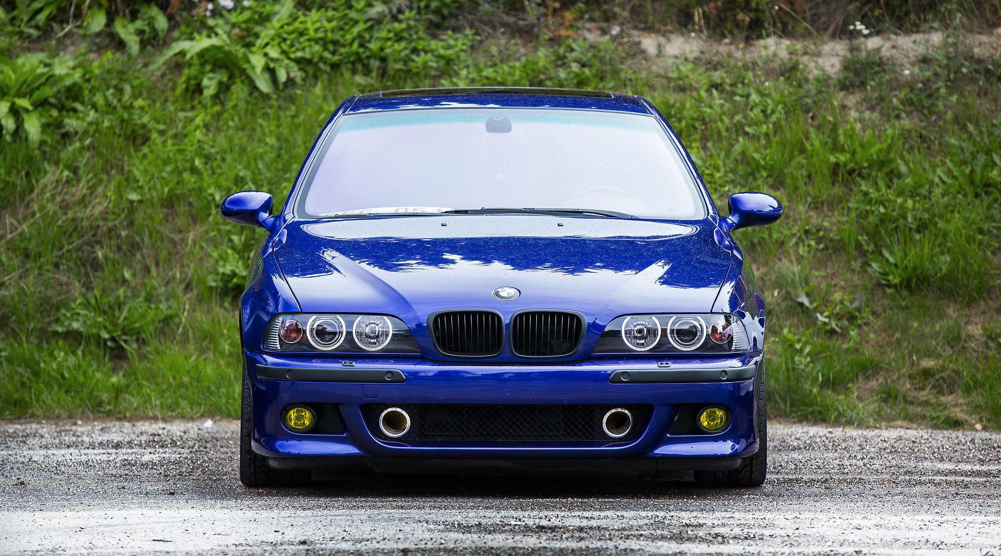 Bmw E39 M5 Bmw Bmw E39 Touring Bmw Alpina