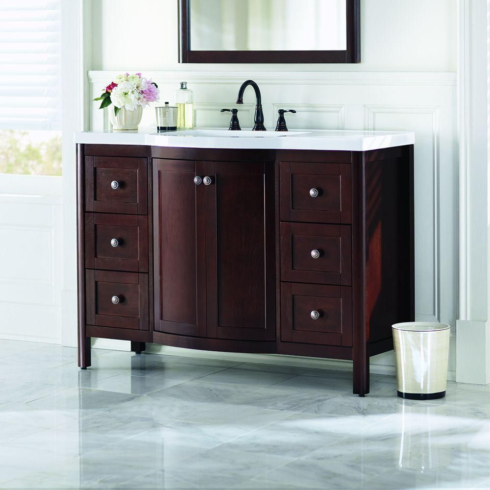 home decorators collection madeline 48 in vanity in on home depot vanity id=27149