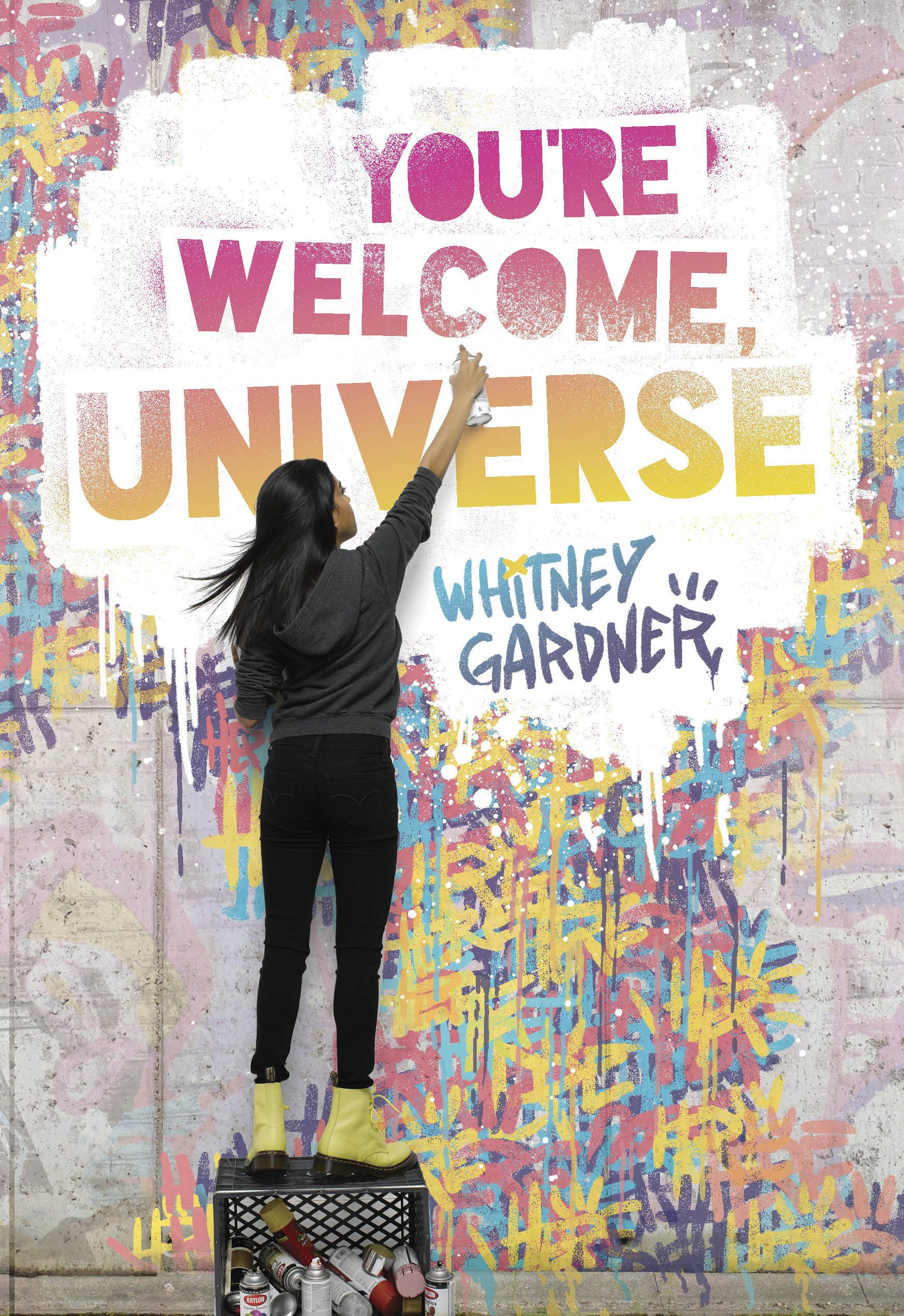 Successful Query Whitney Gardner  YouRe Welcome Universe