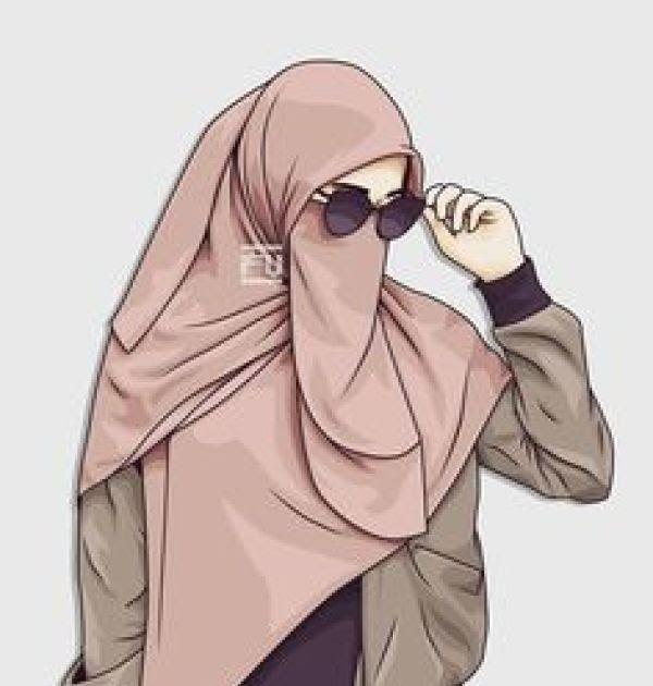 32 Foto Kartun Muslimah Romantis 75 Gambar Kartun Muslimah Cantik Dan Imut Bercadar Achmad Sakha Youtube Kartun Muslimah Ber Di 2020 Gambar Kartun Menggambar Wajah