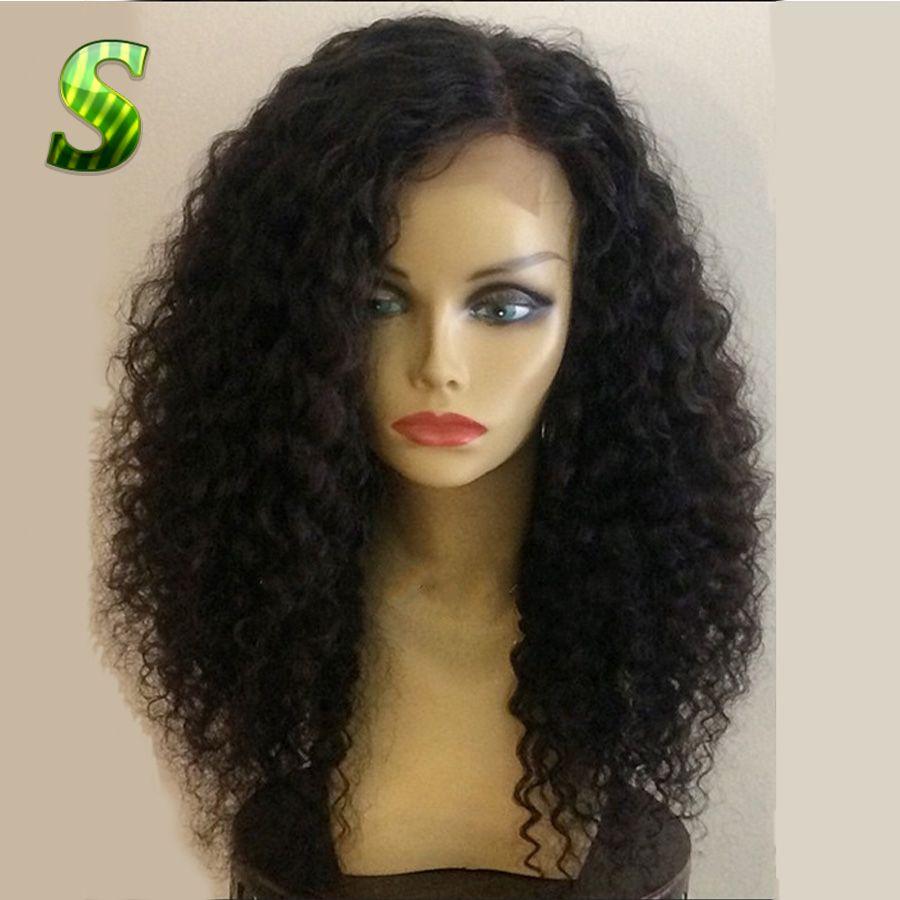 Buy Brazilian Full Lace Human Hair Wigs