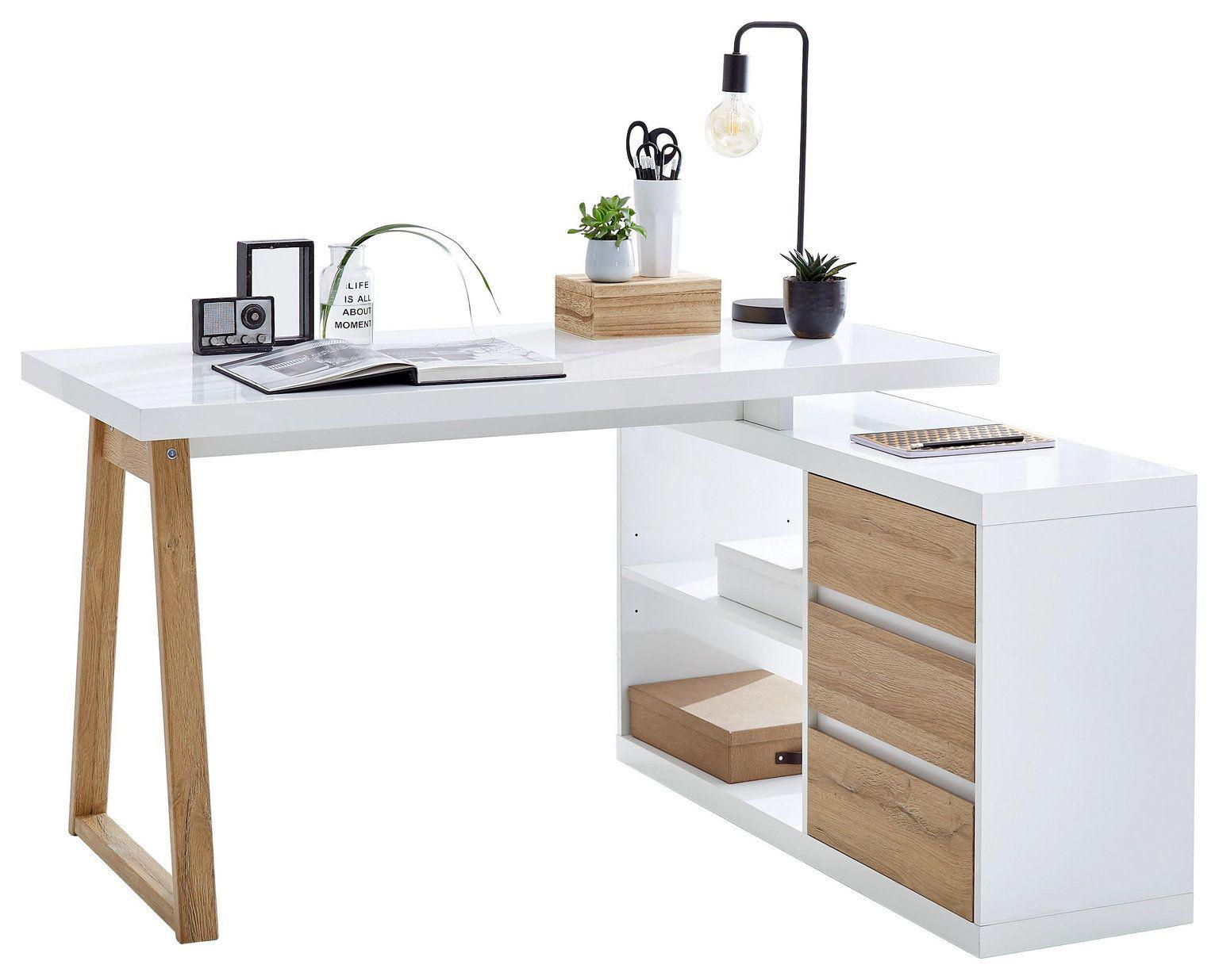 Eckschreibtisch Regal Schubladen Online Kaufen In 2020 Eckschreibtisch Eckschreibtisch Weiss Schreibtischkombination