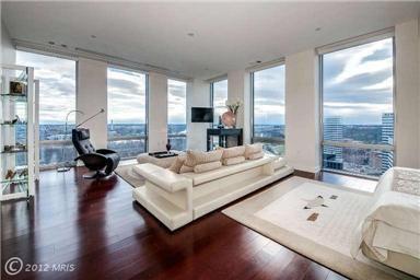 Dc Penthouses High Rise Apartment Decor Home Apartment Interior