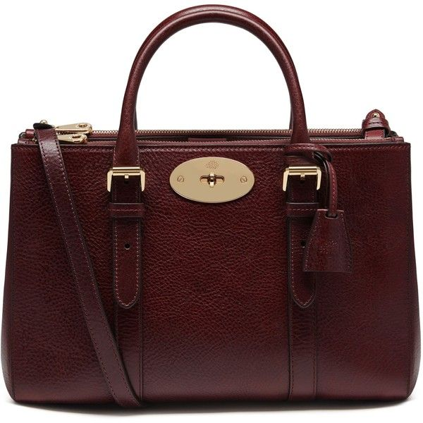 68c7851e3a Mulberry Small Bayswater Double Zip Tote (30