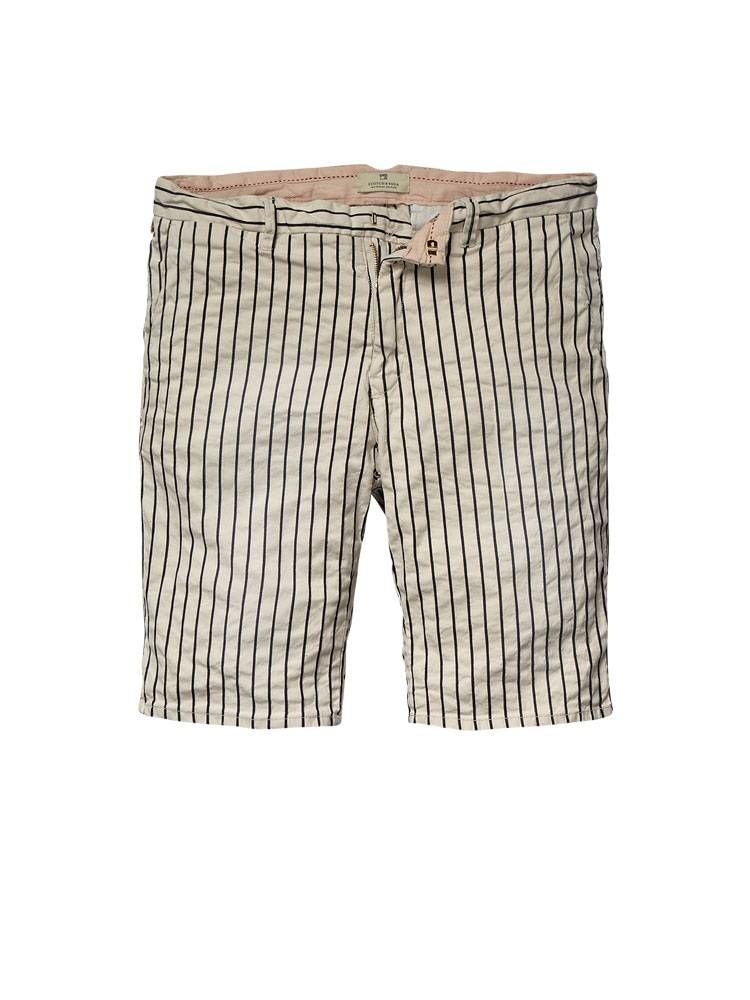 Beach chino shorts - dessin B - 38  Scotch & Soda