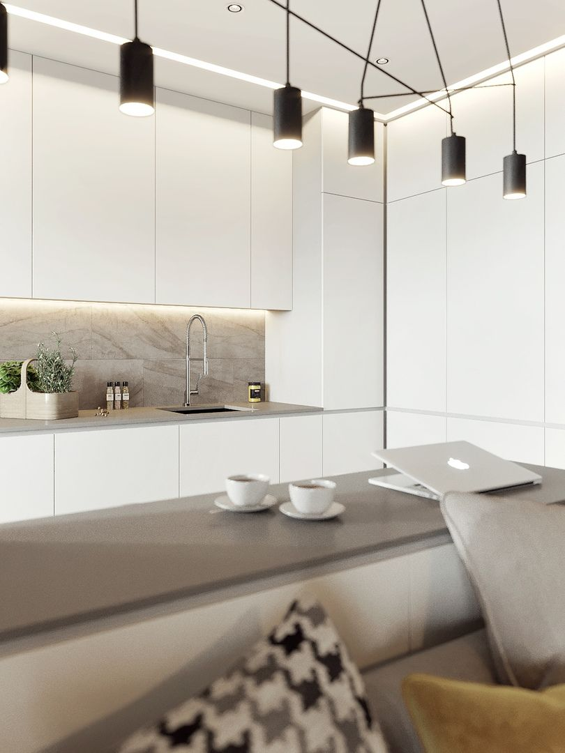 Pin By Wiwiek Chen On Apartments And Rooms Home Decor Kitchen