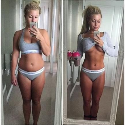 52 Ideas Fitness Motivacin Before And After 12 Weeks Health #fitness