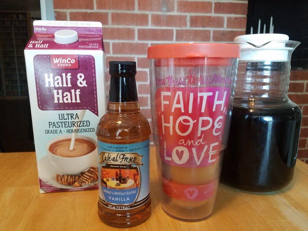 mcdonalds iced coffee calories sugar free