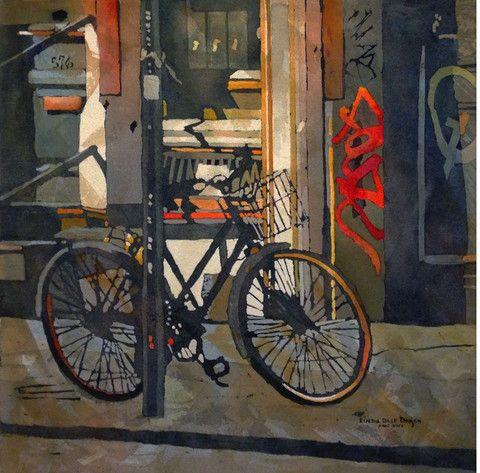 by Linda Baker, Artist