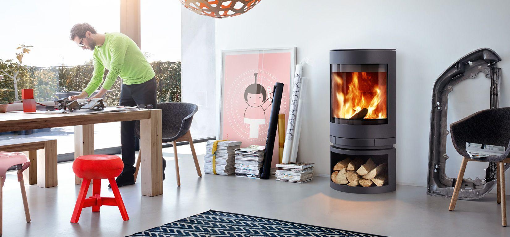 kaminofen von skantherm wir sind feuer und flamme scandinavian dining pinterest father. Black Bedroom Furniture Sets. Home Design Ideas