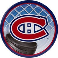 Montreal Canadiens Party Supplies - Party City Canada | Nicks 30th