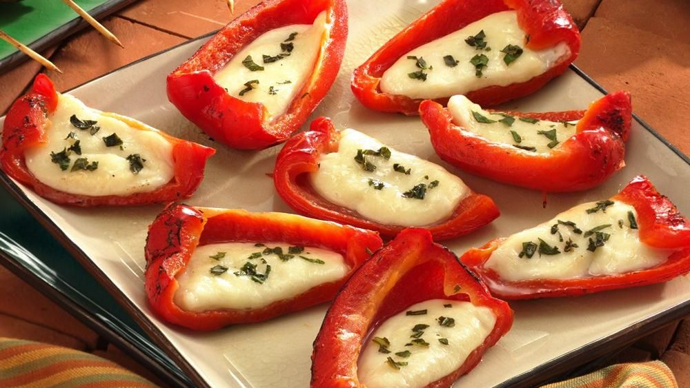 Roasted red pepper recipe easy