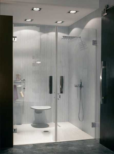 25 Glass Shower Design Ideas and Bathroom Remodeling Inspirations ...
