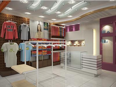 Showroom shari fashion interior design idea interior - Interior design shopping websites ...