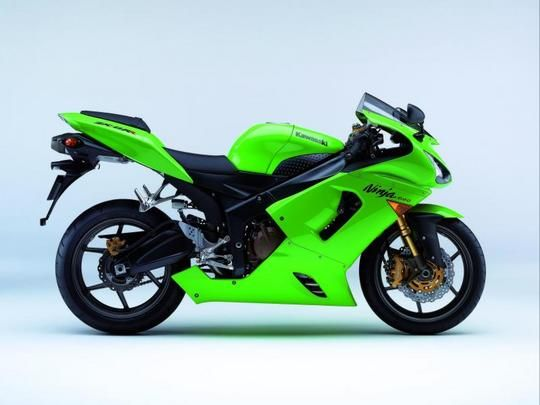 Beau KAWASAKI NINJA ZX 6RR SERVICE MANUAL 2003 2006 DOWNLOAD
