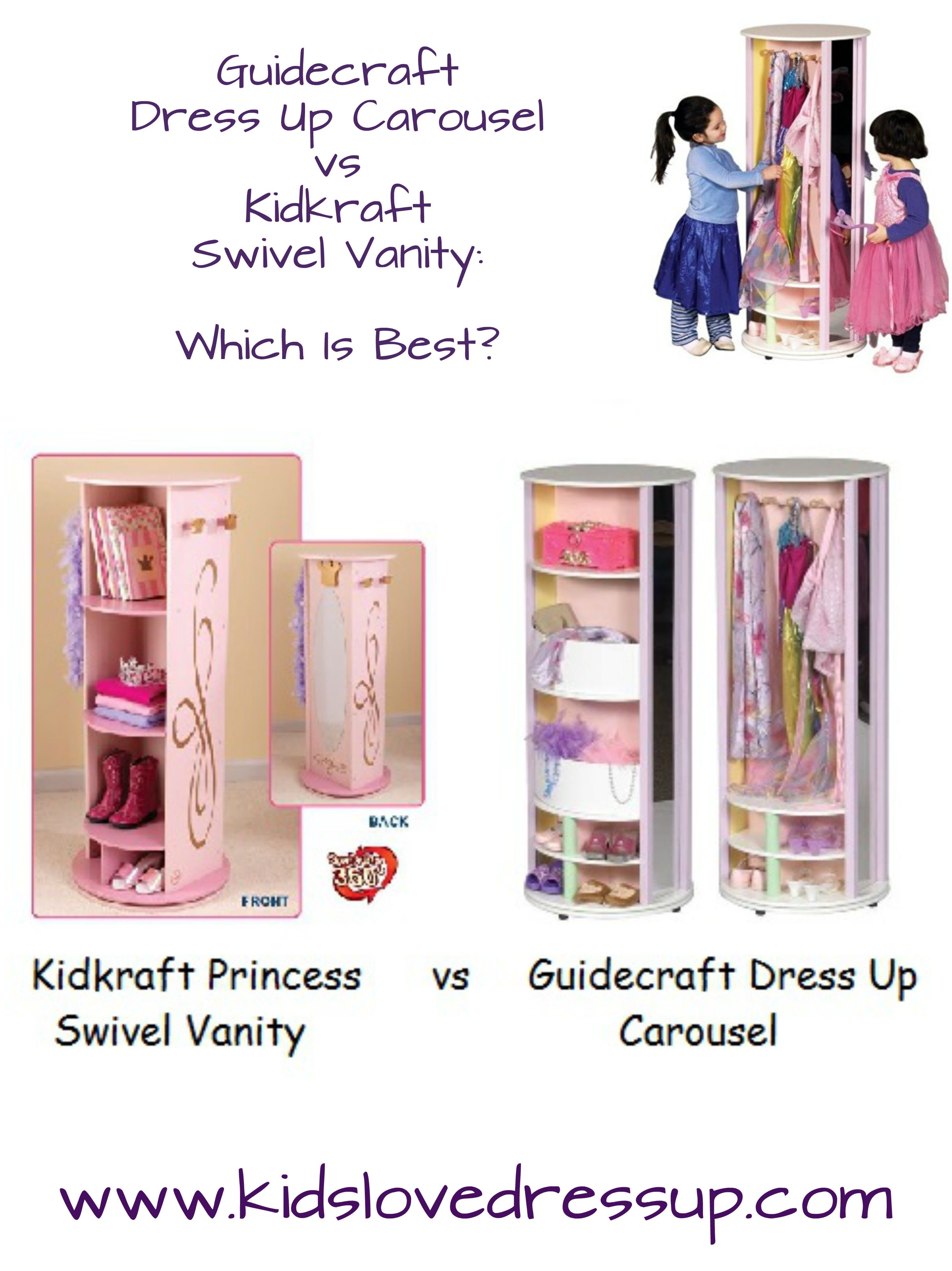 Vertical Dress Up Storage U003d AWESOME For Small Spaces! Read The Pros U0026 Cons  For Both Of These Popular Spinning Storage Solutions On This Blog Post At  ...