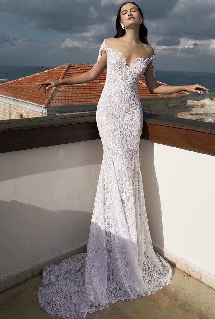 ee0c85d357c Gorgeous Hadas Cohen Wedding Dresses - MODwedding