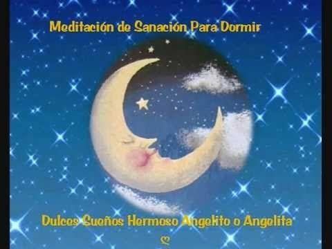 Meditaci n de sanaci n para dormir m sica para dormir meditar meditacion guiada para - Relajacion para dormir bien ...