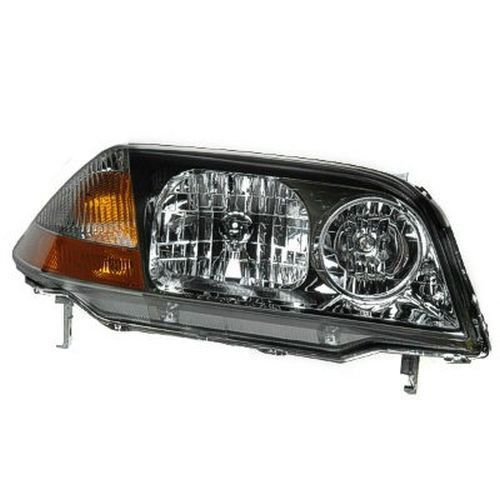 2003 Acura Mdx Right Passenger Side Head Light Lens And Housing Ac2519103