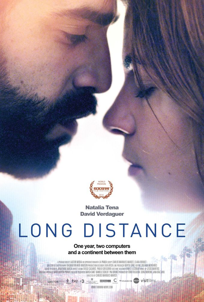 Movies about long distance relationships