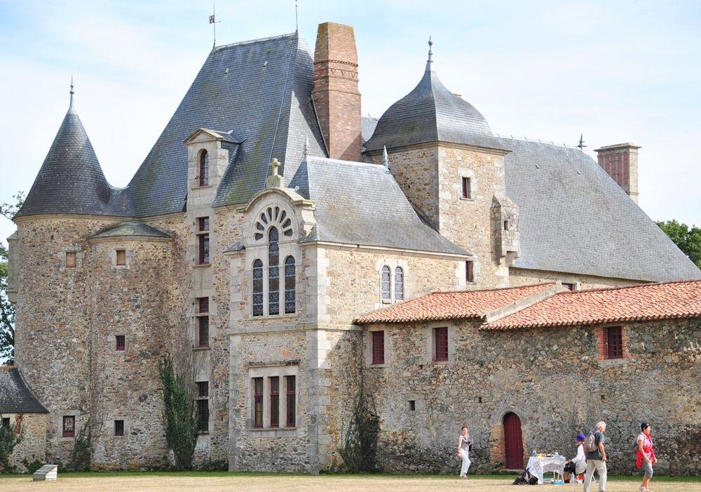 Chateau De La Chabotterie Saint Sulpice Le Verdon Pays De La Loire